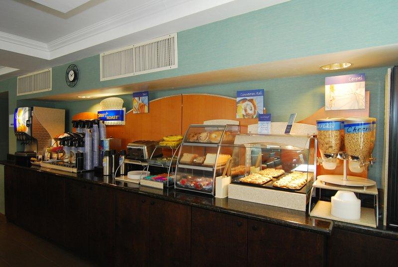 Holiday Inn Express & Suites Marana-Breakfast Bar<br/>Image from Leonardo