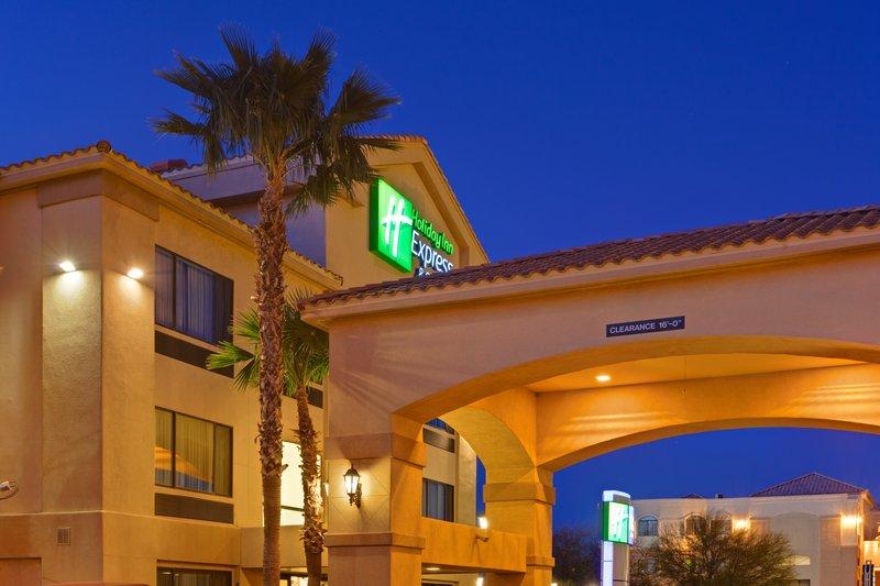 Holiday Inn Express & Suites Marana-Hotel Exterior<br/>Image from Leonardo