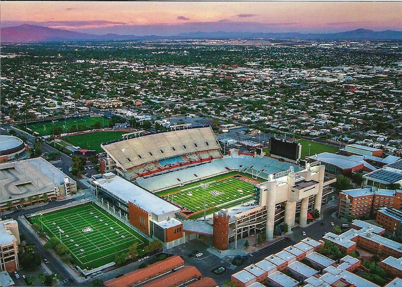 Holiday Inn Express & Suites Marana-Check out a football game at Arizona Stadium in Tucson<br/>Image from Leonardo