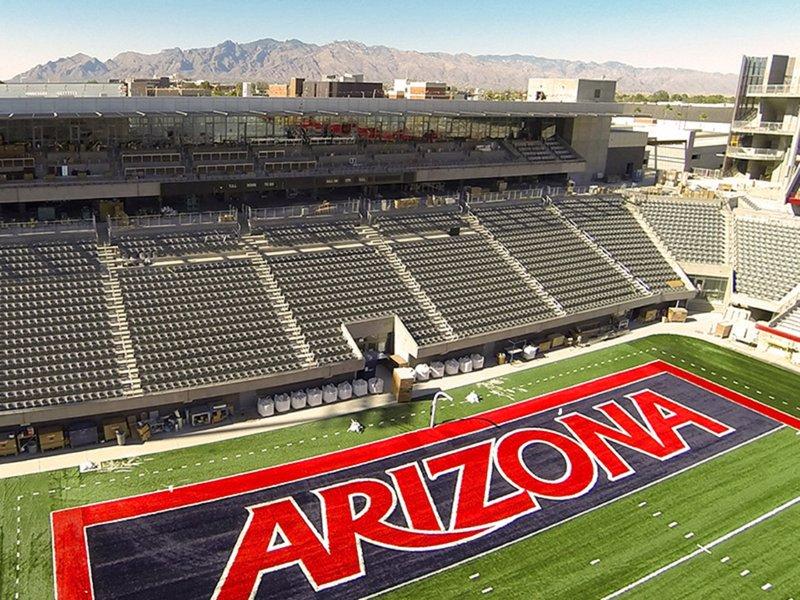 Holiday Inn Express & Suites Marana-University of Arizona Football in Tucson, AZ<br/>Image from Leonardo