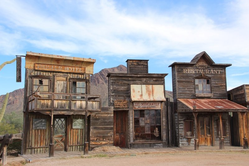 Holiday Inn Express & Suites Marana-Must see Old Tucson Studios while visiting the area<br/>Image from Leonardo