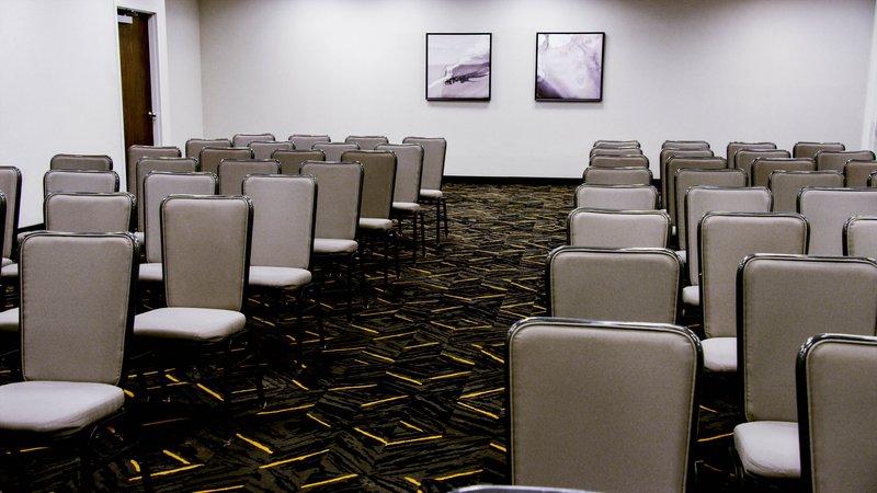 Crowne Plaza Downtown Denver-Elevation Meeting Room<br/>Image from Leonardo
