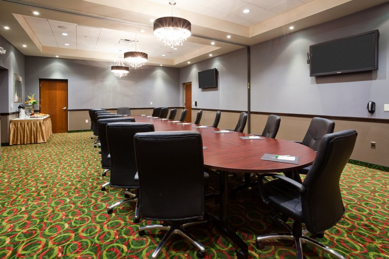 Holiday Inn Eau Claire South I-94-Beautiful Boardroom that Seats Sixteen<br/>Image from Leonardo
