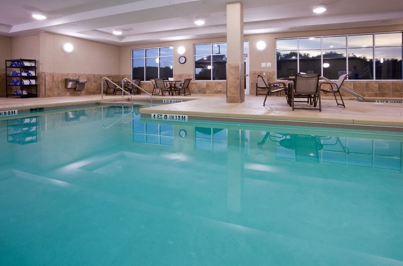 Holiday Inn Eau Claire South I-94-Large Swimming Pool Area, Perfect for Families!<br/>Image from Leonardo