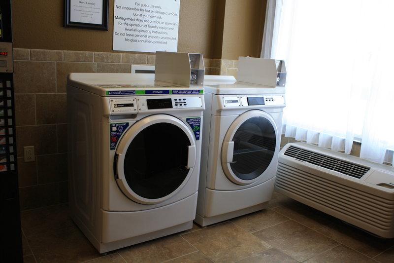 Holiday Inn Eau Claire South I-94-Clean and Convenient Guest Laundry Facility<br/>Image from Leonardo