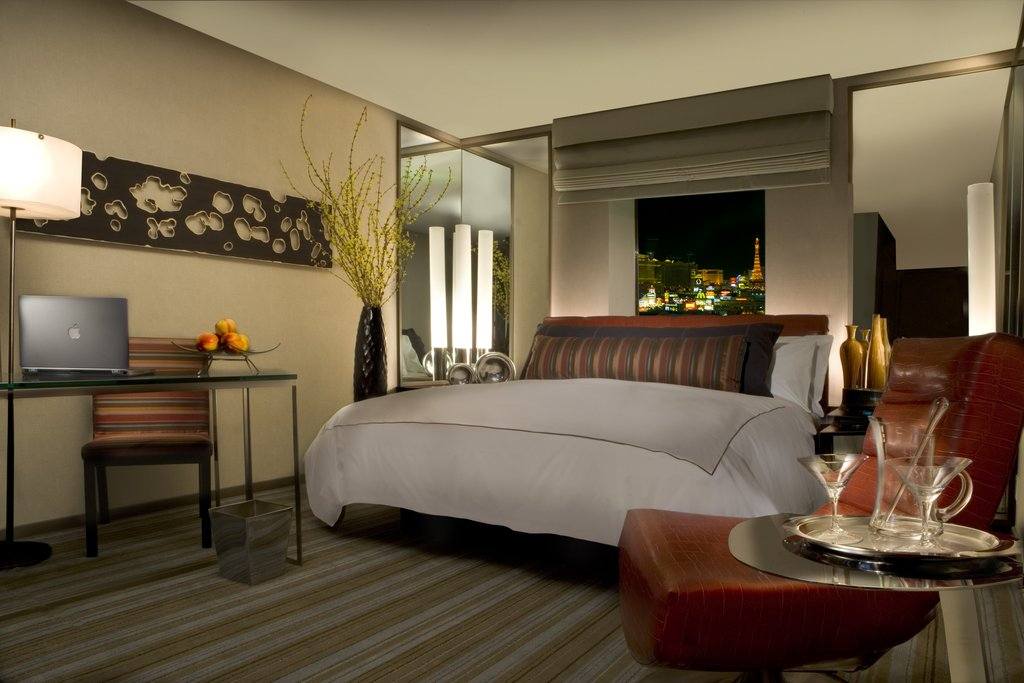 MGM Grand Hotel & Casino - MGM West Wing King <br/>Image from Leonardo