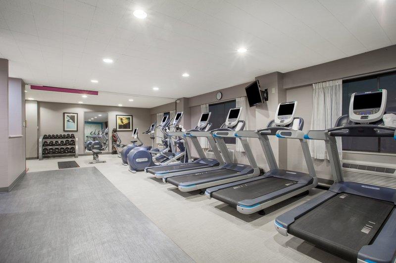 Crowne Plaza Danbury-Fitness Center <br/>Image from Leonardo