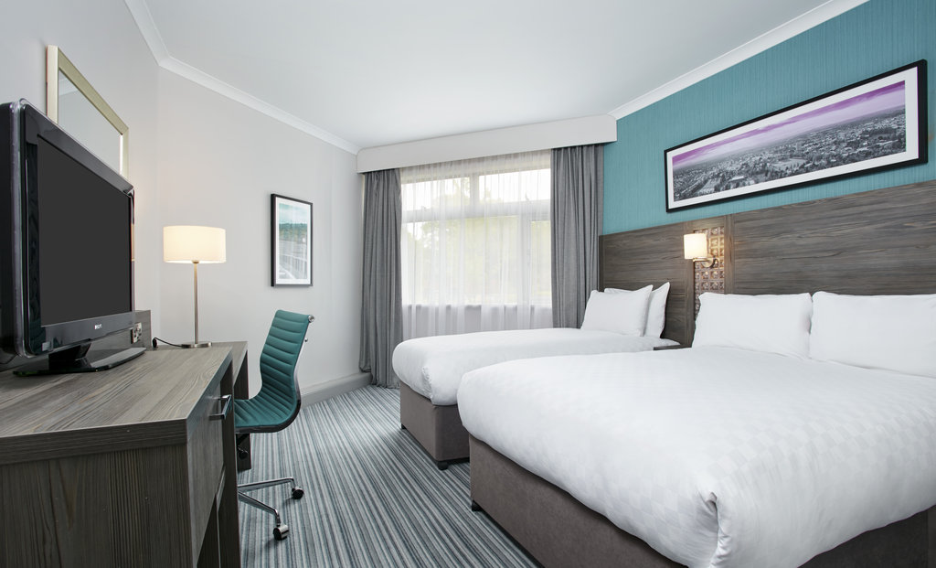Jurys Inn Cheltenham-Double Single Room<br/>Image from Leonardo