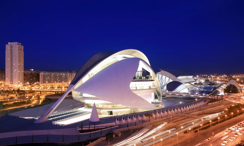 Holiday Inn Express Valencia Ciudad las Ciencias-Palau de les Arts<br/>Image from Leonardo