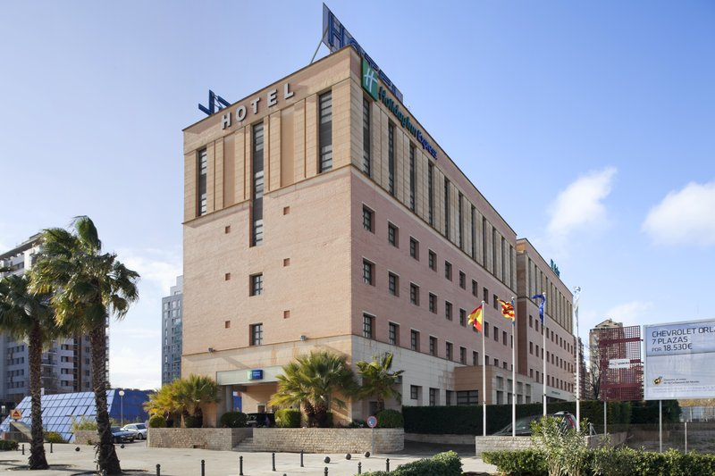 Holiday Inn Express Valencia Ciudad las Ciencias-Hotel Exterior<br/>Image from Leonardo