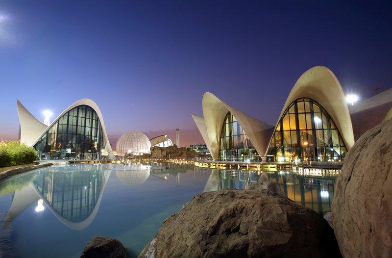 Holiday Inn Express Valencia Ciudad las Ciencias-Oceanografic<br/>Image from Leonardo