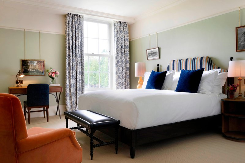University Arms Hotel, Autograph Collection-King Superior Park View Guest Room<br/>Image from Leonardo