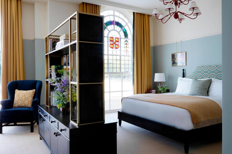 University Arms Hotel, Autograph Collection-King Suite - Bedroom<br/>Image from Leonardo