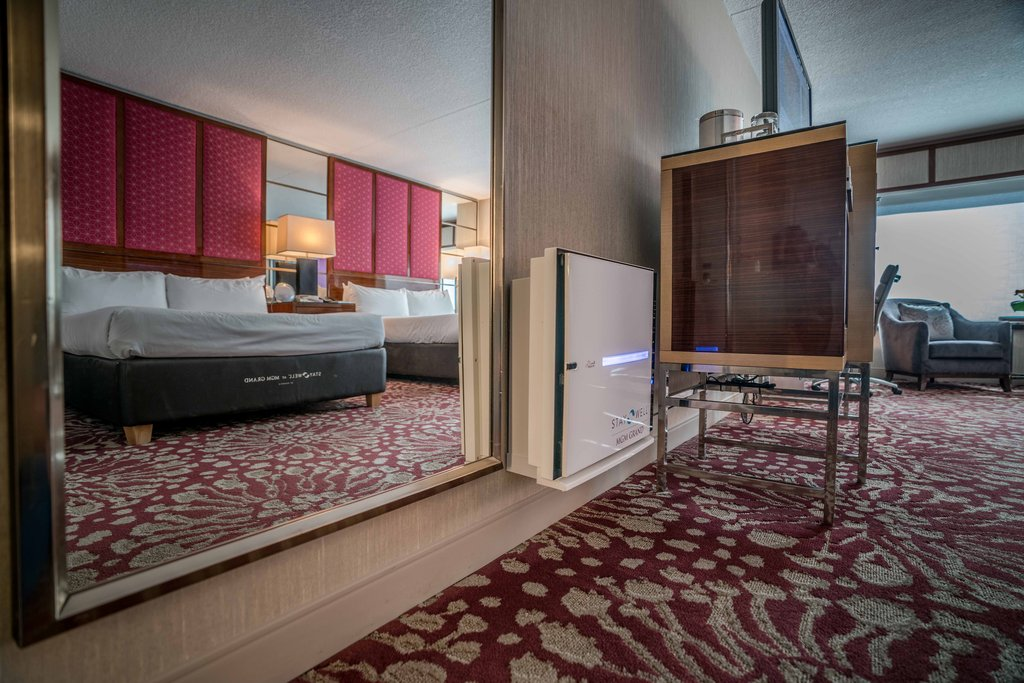 MGM Grand Hotel & Casino - Grand Queen Stay Well Purification <br/>Image from Leonardo