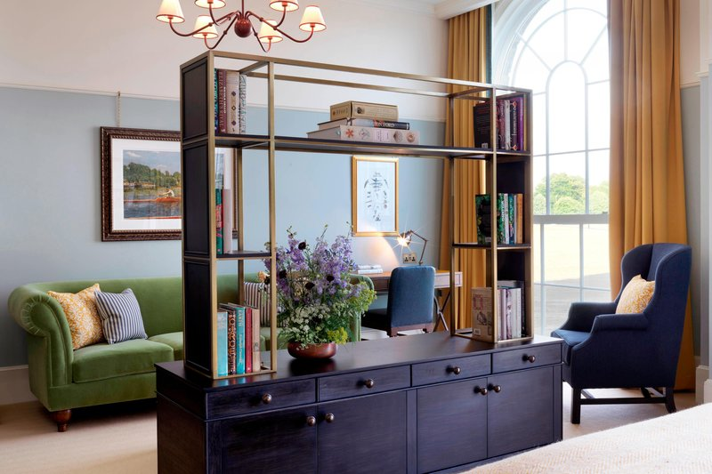 University Arms Hotel, Autograph Collection-King Suite Living Area<br/>Image from Leonardo