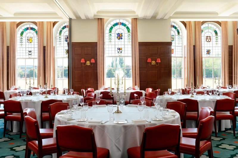 University Arms Hotel, Autograph Collection-Crick Meeting Room - Banquet Setup<br/>Image from Leonardo