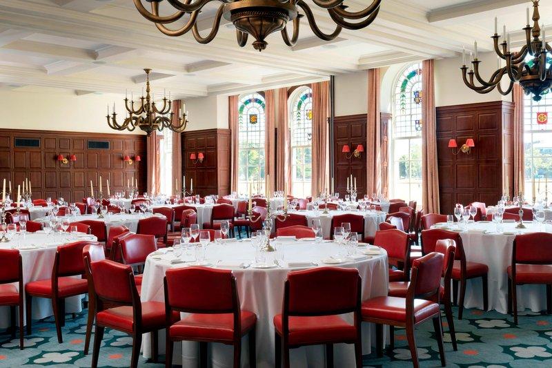 University Arms Hotel, Autograph Collection-Ballroom - Banquet Setup<br/>Image from Leonardo