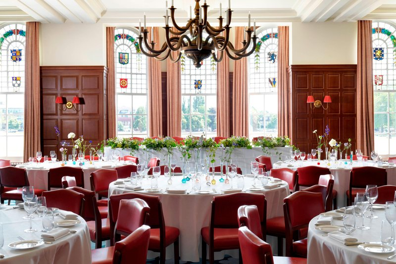 University Arms Hotel, Autograph Collection-Crick Meeting Room - Wedding Reception<br/>Image from Leonardo