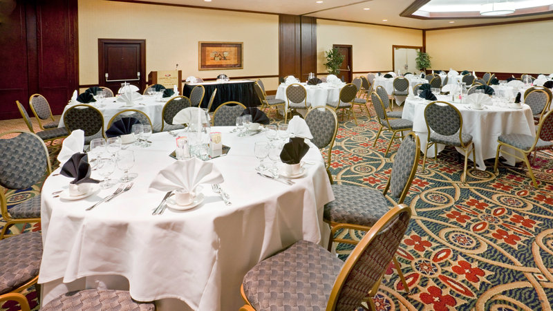Crowne Plaza Suites Arlington - Ballpark - Stadium-Book your Wedding or Luncheon in our spacious Crowne Ballroom<br/>Image from Leonardo