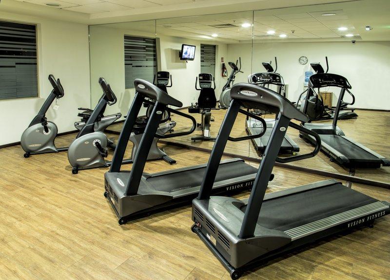 Holiday Inn Express Guadalajara Autonoma-Fitness Center<br/>Image from Leonardo