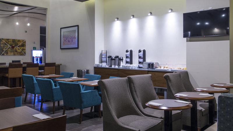 Holiday Inn Express Guadalajara Autonoma-Breakfast Area<br/>Image from Leonardo
