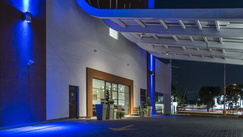 Holiday Inn Express Guadalajara Autonoma-Exterior Feature<br/>Image from Leonardo
