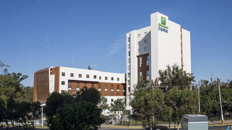 Holiday Inn Express Guadalajara Autonoma-Scenery / Landscape<br/>Image from Leonardo