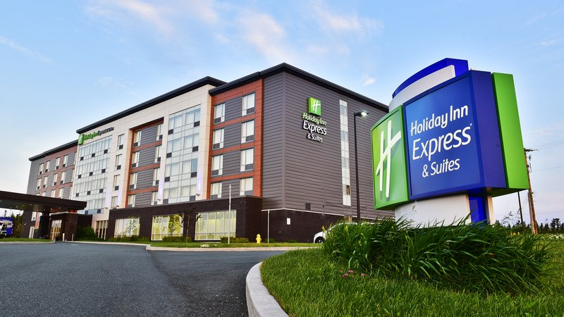 Holiday Inn Express & Suites St John's Airport-Hotel Exterior<br/>Image from Leonardo