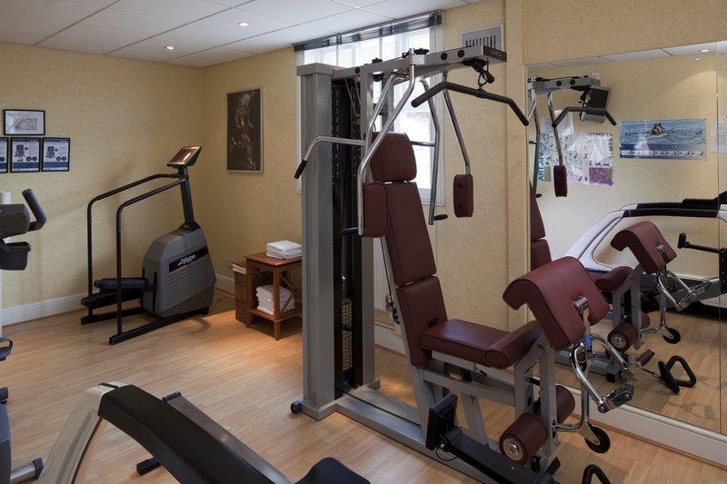 Holiday Inn Reading - West-Gym<br/>Image from Leonardo
