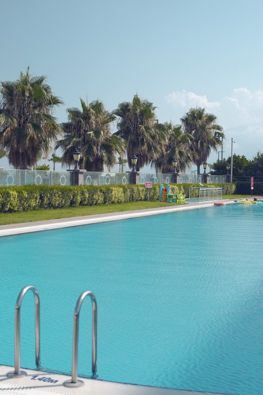 Crowne Plaza Antalya-Pool and Children Pool<br/>Image from Leonardo