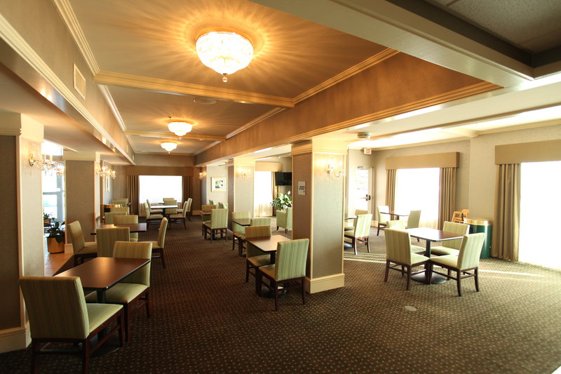 Holiday Inn Express Fort Smith Executive Park-Breakfast Area<br/>Image from Leonardo