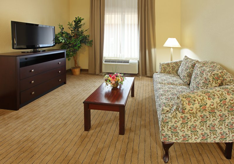 Holiday Inn Express Fort Smith Executive Park-Jacuzzi Suite<br/>Image from Leonardo