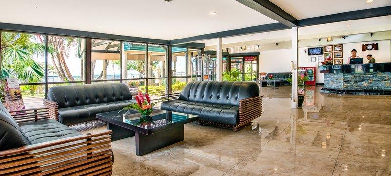 Tanoa Waterfront Hotel-Reception New<br/>Image from Leonardo