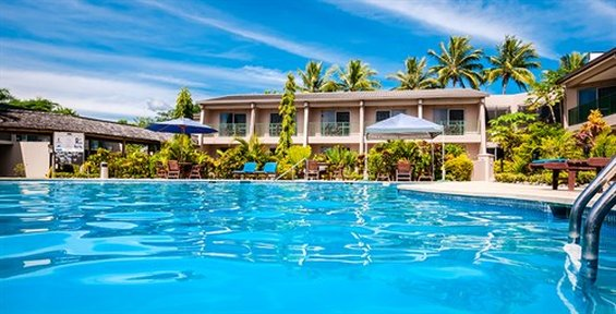 Tanoa Waterfront Hotel-POOL<br/>Image from Leonardo