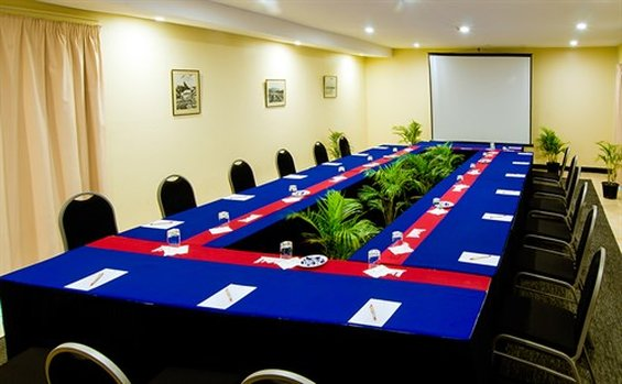 Tanoa Waterfront Hotel-Conference Room<br/>Image from Leonardo