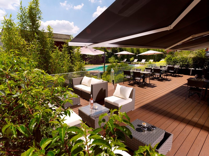 Holiday Inn Express Toulouse Airport-Hotel Terrace<br/>Image from Leonardo