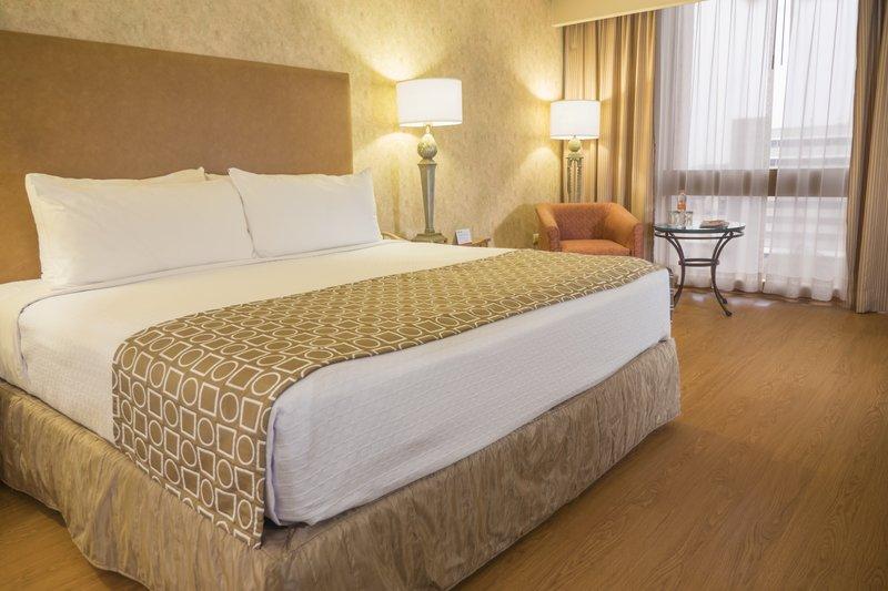 Crowne Plaza Monterrey-Single Bed Guest Room<br/>Image from Leonardo