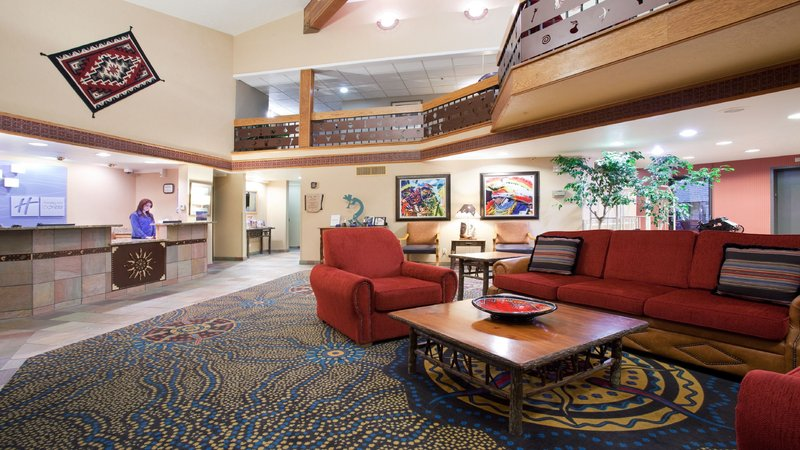 Holiday Inn Express Mesa Verde-Cortez-Lobby Lounge<br/>Image from Leonardo