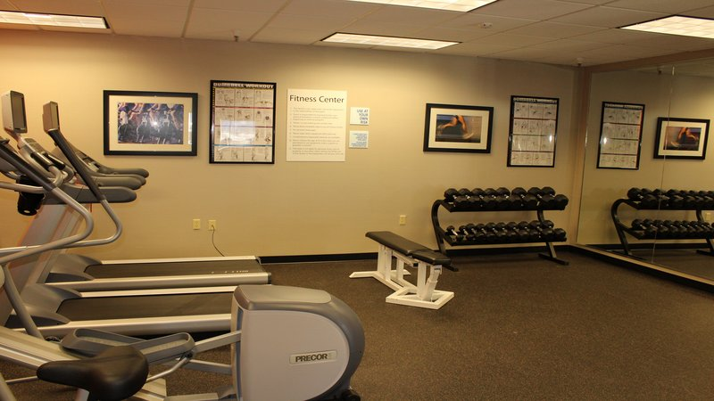 Holiday Inn Express Mesa Verde-Cortez-Fitness Center<br/>Image from Leonardo