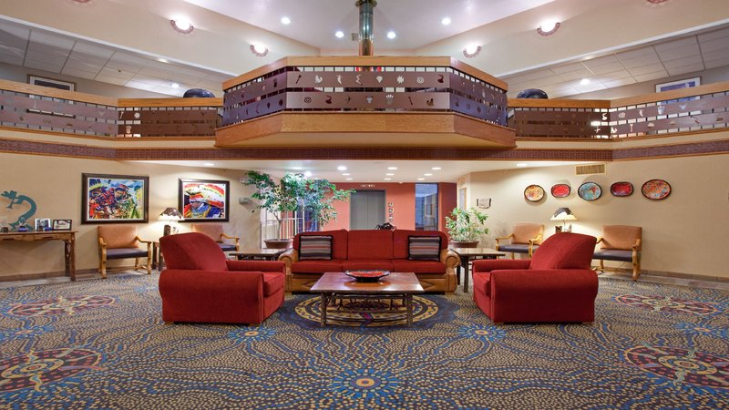 Holiday Inn Express Mesa Verde-Cortez-Hotel Lobby<br/>Image from Leonardo