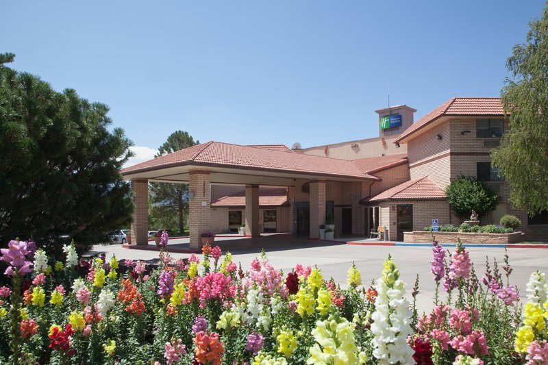 Holiday Inn Express Mesa Verde-Cortez-Exterior Feature<br/>Image from Leonardo