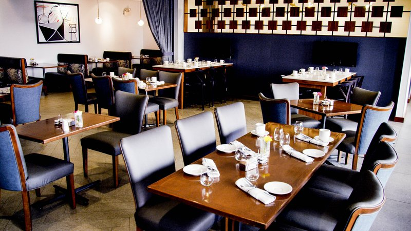 Crowne Plaza Downtown Denver-The Lockwood Kitchen and Bar Breakfast Area<br/>Image from Leonardo