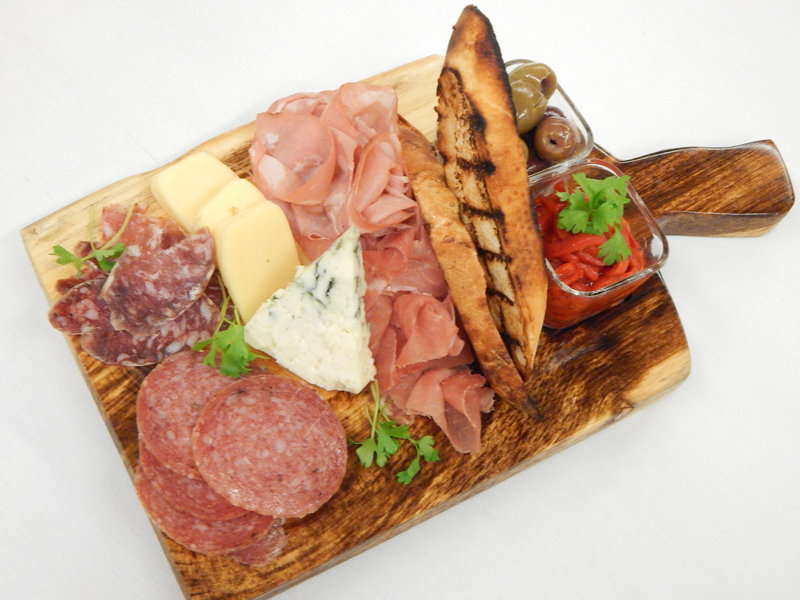 Crowne Plaza Downtown Denver-Mouthwatering Charcuterie Board <br/>Image from Leonardo