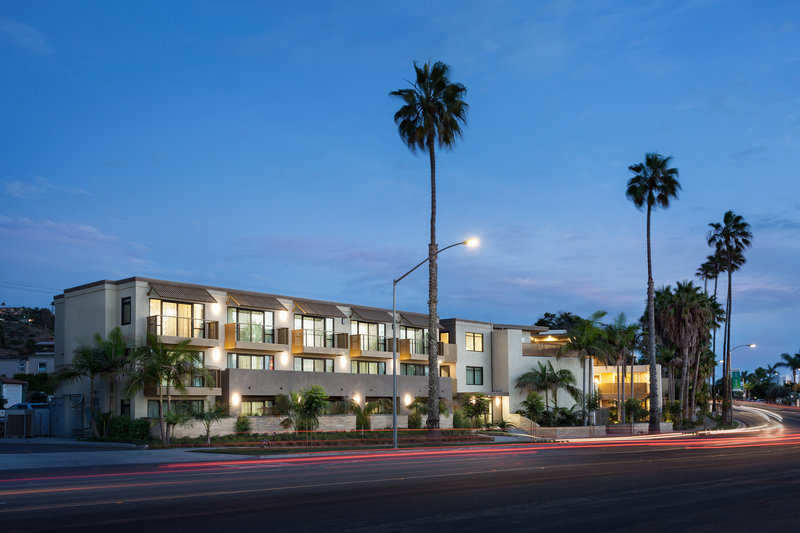 Holiday Inn Express & Suites La Jolla - Beach Area-Our  La Jolla hotel is just 5 miles from University of California <br/>Image from Leonardo