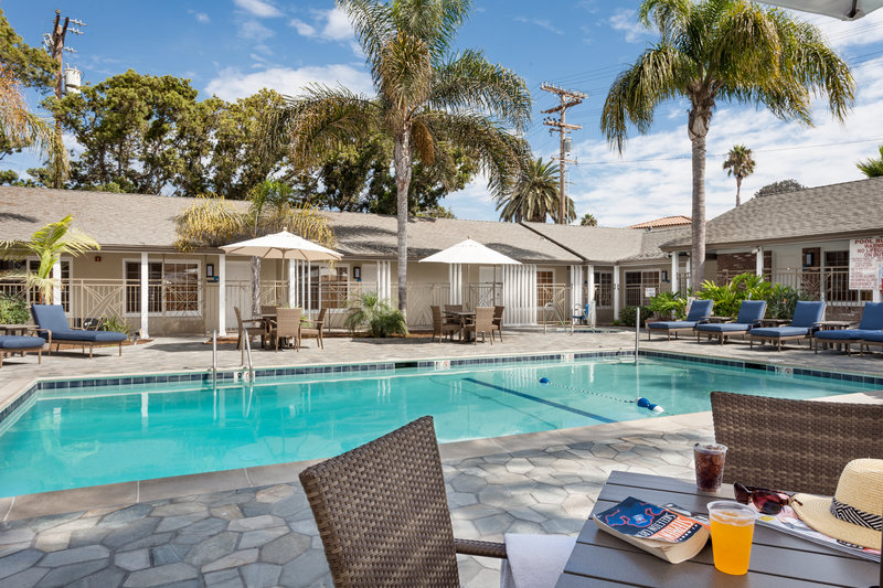 Holiday Inn Express & Suites La Jolla - Beach Area-Take a refreshing dip in our swimming pool after a long day at Bel<br/>Image from Leonardo