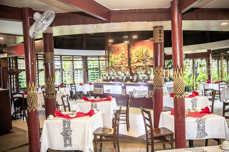 Tanoa Tusitala Hotel-Tamarind Restaurant<br/>Image from Leonardo