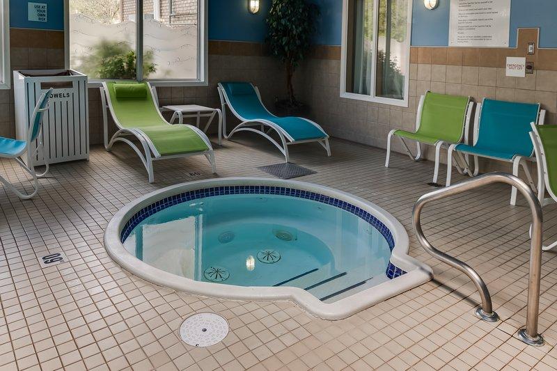 Holiday Inn Express Saskatoon Centre-Enjoy our Whirlpool<br/>Image from Leonardo