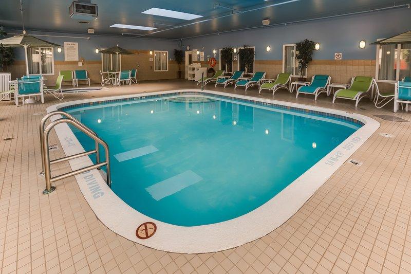 Holiday Inn Express Saskatoon Centre-Heated Swimming Pool<br/>Image from Leonardo