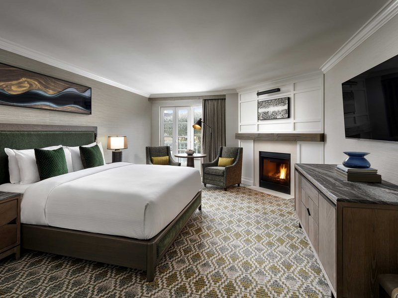 Fairmont Chateau Whistler-Guest Room<br/>Image from Leonardo