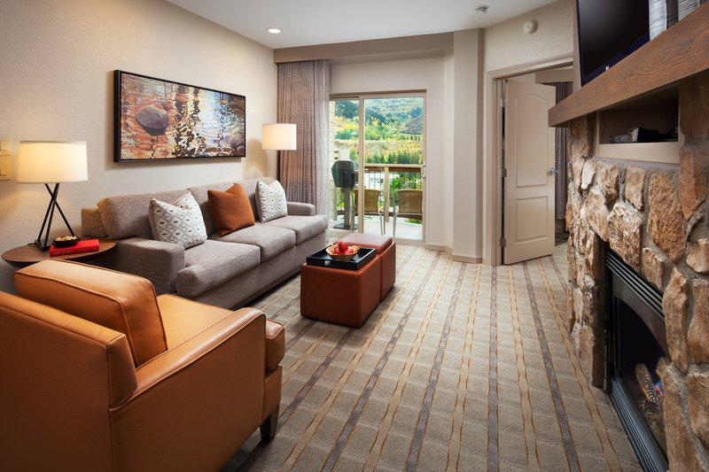 Sheraton Mountain Vista Villas Avon/Vale Valley-One-Bedroom Villa - Living Area<br/>Image from Leonardo